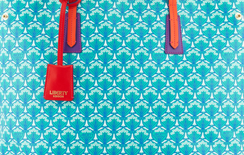 Liberty London Bags Offer A Colorful Alternative To Louis Vuitton