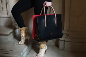 A Closer Look at Christian Louboutin's Paloma Tote