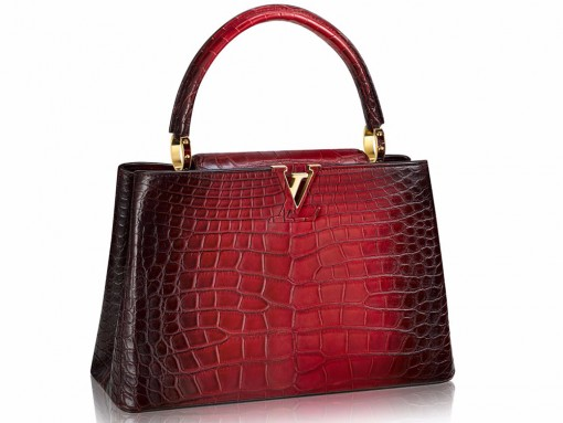 Louis-Vuitton-Ombre-Crocodile-Capucines-Bag