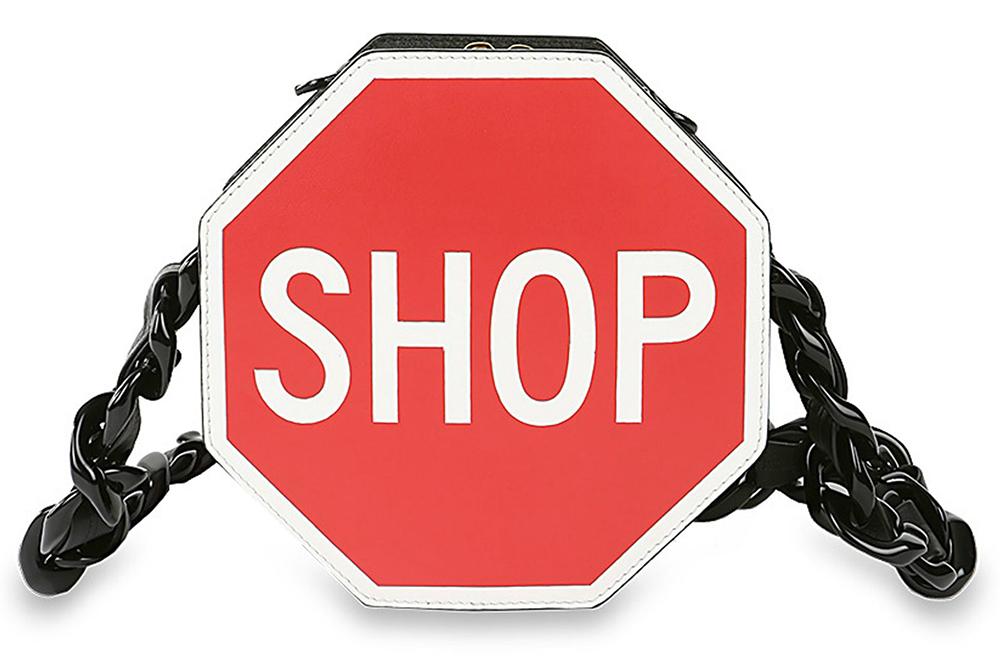 Fantastic Moschino-Shop-Sign-Bag - PurseBlog FF89