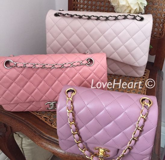 Pastel-Chanel-Bags