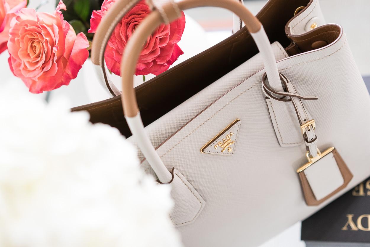Prada Bicolor Double Bag (1)