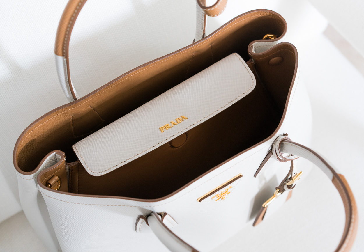 Prada Bicolor Double Bag (6)