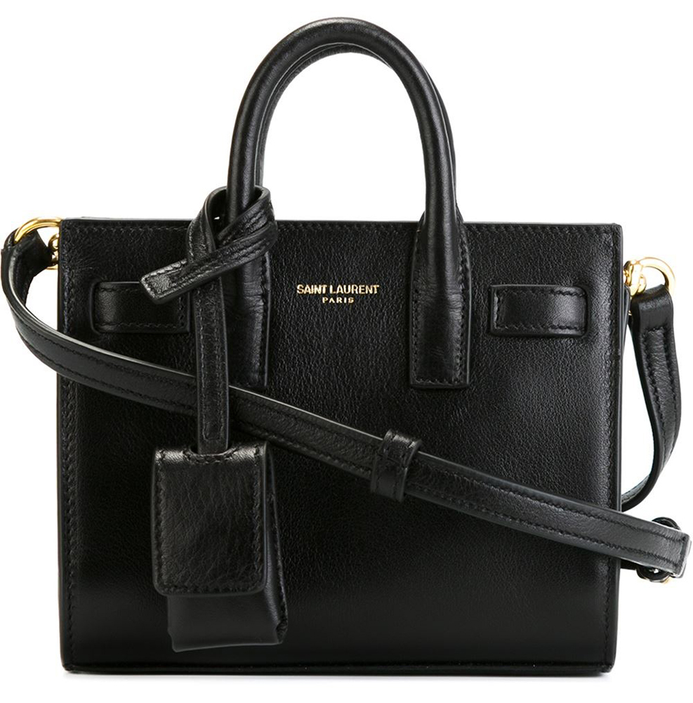 Saint-Laurent-Toy-Sac-de-Jour-Tote