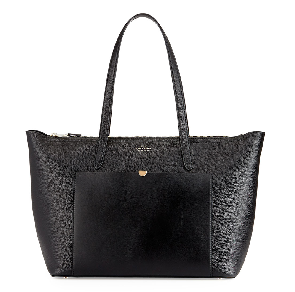 Work It: 10 Black Totes Fit For Any Office, Starting at $248 ...