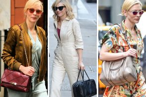 The Many Bags of Cate Blanchett