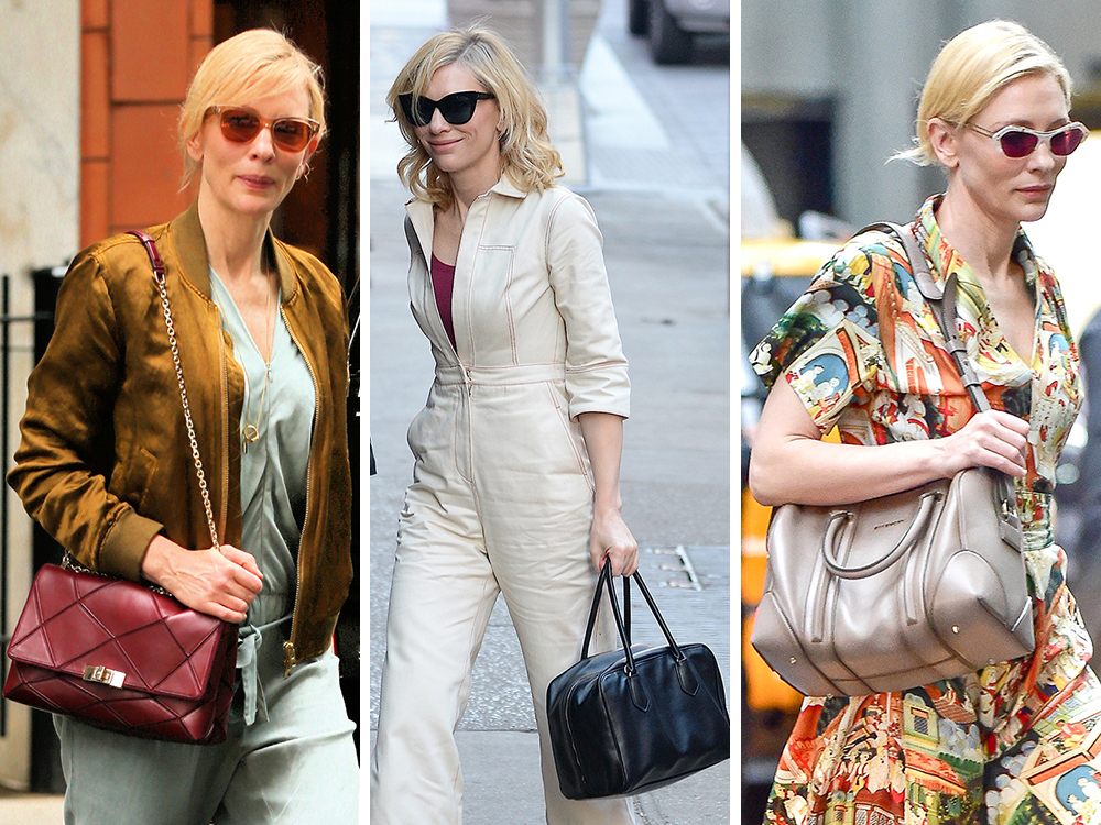 37444a921af5 The Many Bags of Cate Blanchett - PurseBlog