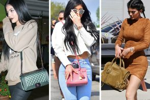 The Many Bags of Kylie Jenner