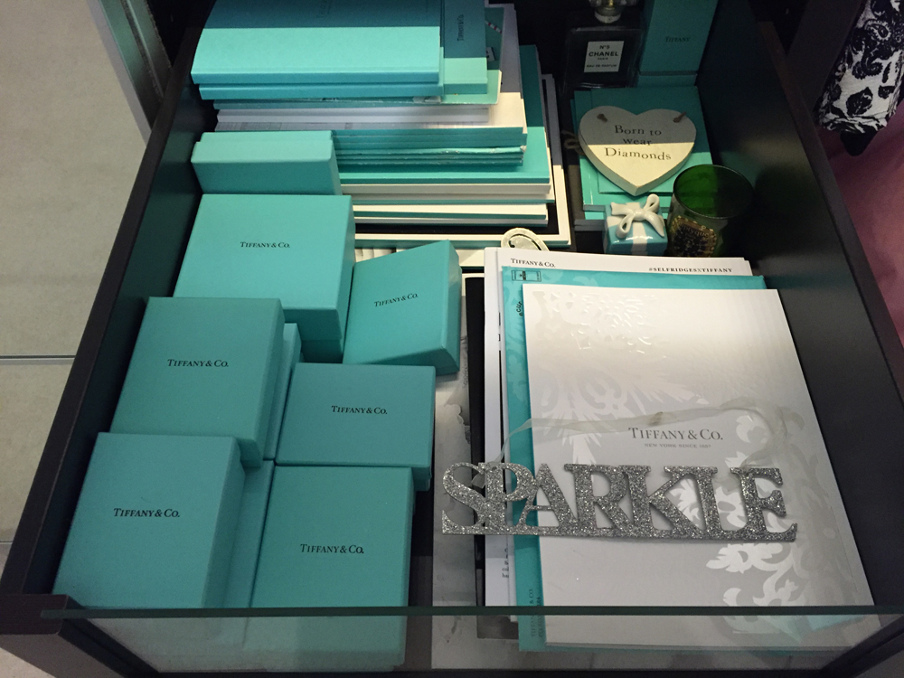Tiffany-Boxes