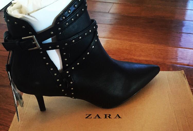 Zara-Booties