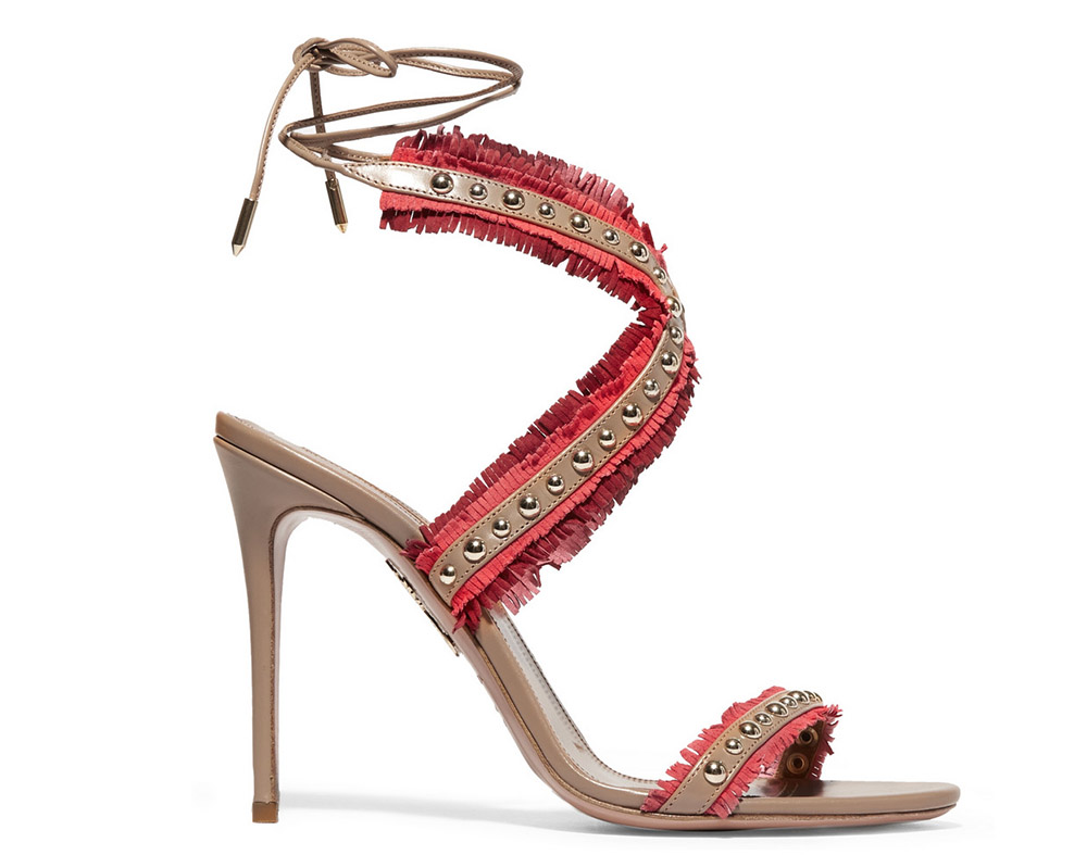 Aquazzura Is The Shoe Designer You Need In Your Closet