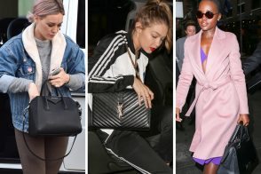 Little Black Bags from Chloé, Bottega Veneta & Gucci Were Hot with Celebs Last Week