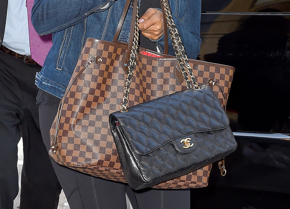 10 Things Every Handbag Lover Should Know About Chanel Flap Bags ... 4ce171b4db894