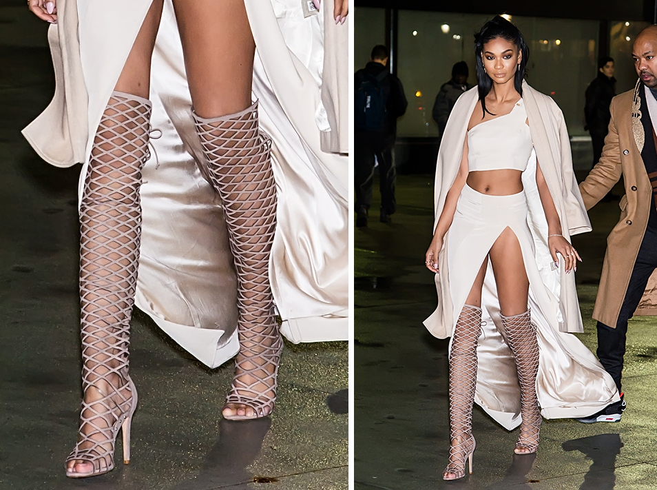 Chanel-Iman-Schutz-Karlyanna-Thigh-High-Cage-Sandals