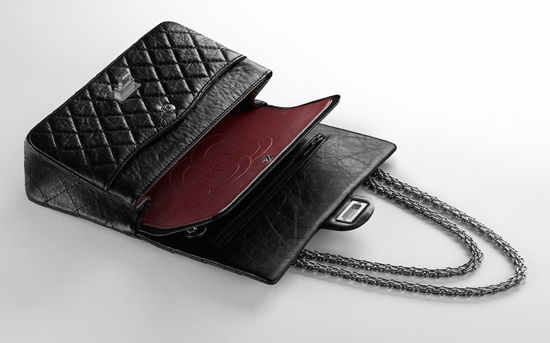 10 Things Every Handbag Lover Should Know About Chanel Flap Bags ... a762b8172a