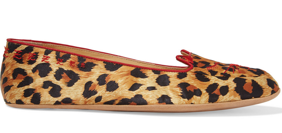 Charlotte-Olympia-x-Agent-Provocateur-Wild-Cat-Naps-Satin-Slippers