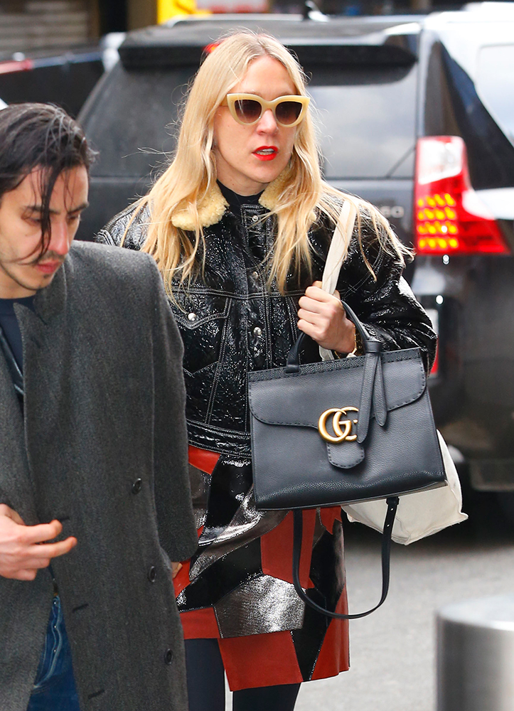 50 Bags On The Arms Of New York Fashion Week Fall 2016 S
