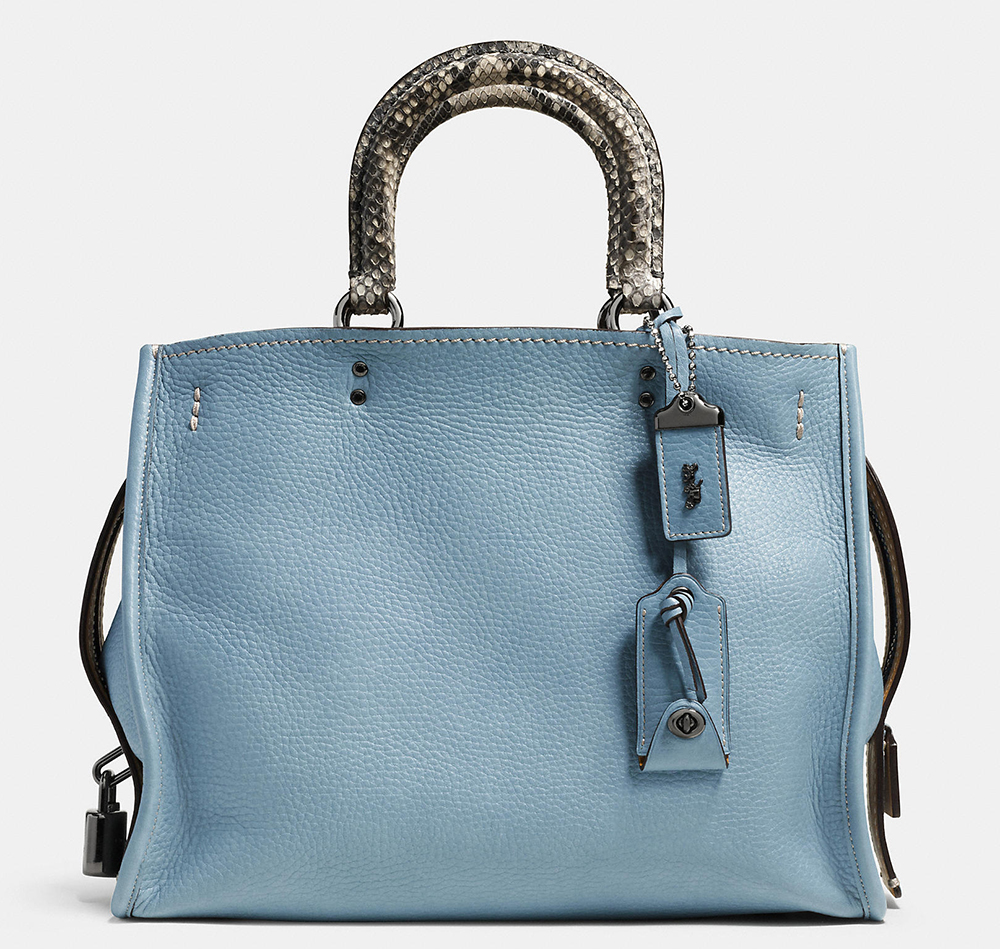 Coach-Rogue-Bag-Blue-Python
