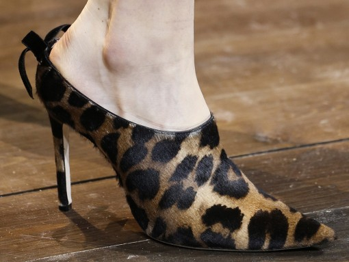 The 11 Standout Shoes from Paris Haute Couture Week Spring 2016