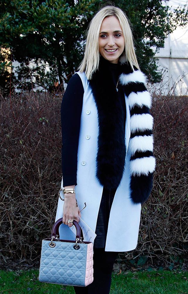 Elisabeth-von-Thurn-und-Taxis-Dior-Lady-Dior-Bag