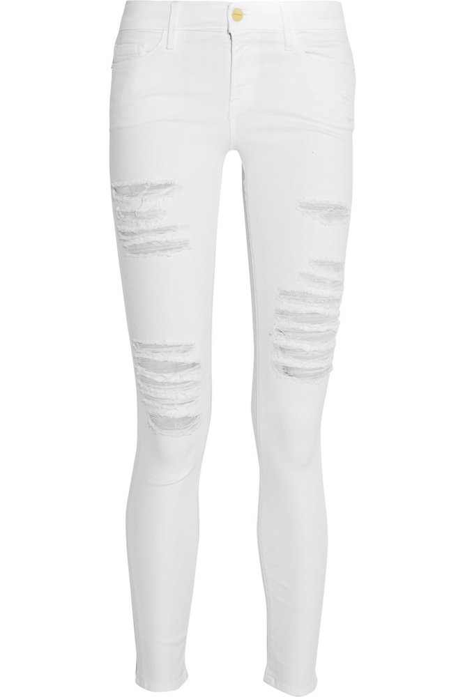 Frame-Le-Skinny-de-Jeanne-Mid-Rise-Distressed-Jeans