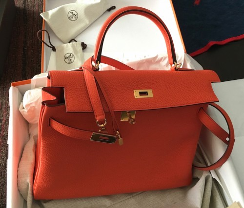 Hermes Kelly Bag Purse