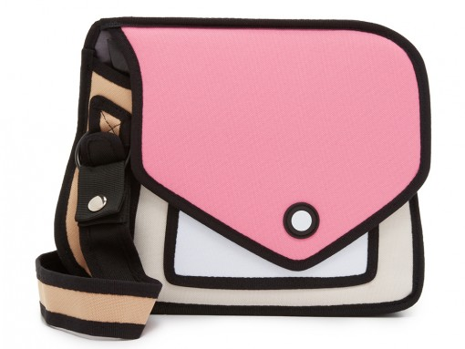 JumpFromPaper-Giggle-Crossbody-Bag