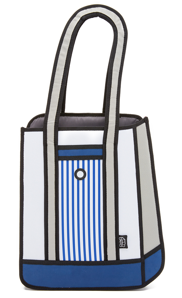 JumpFromPaper-Stripe-Tote
