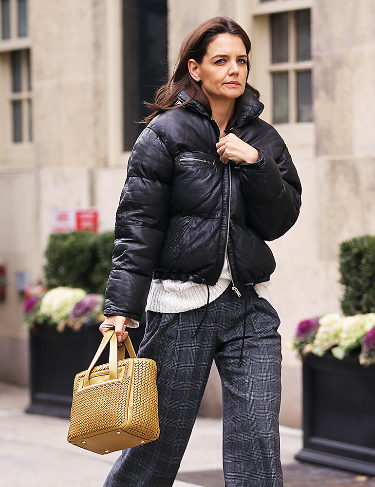 Katie-Holmes-Dee-Ocleppo-Roma-Perforated-Tote