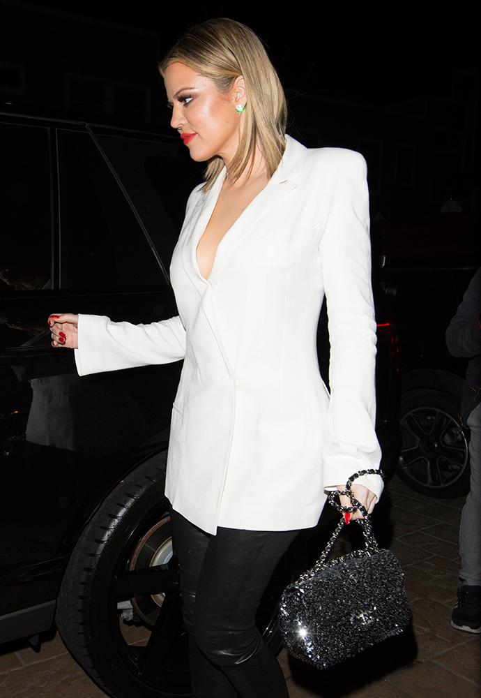 Khloe-Kardashian-Chanel-Strass-Flap-Bag