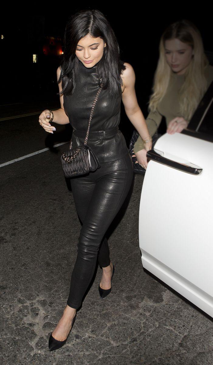 Kylie Jenner Miu Miu Club bag