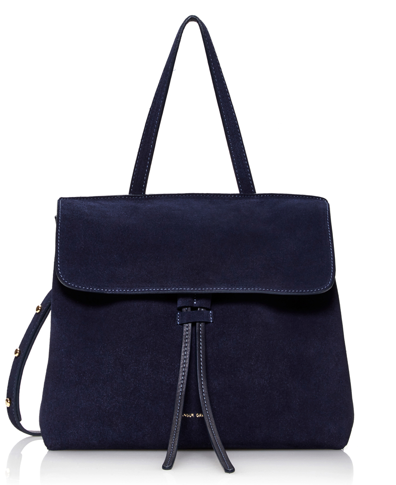 Mansur-Gavriel-Lady-Bag-Navy-Suede
