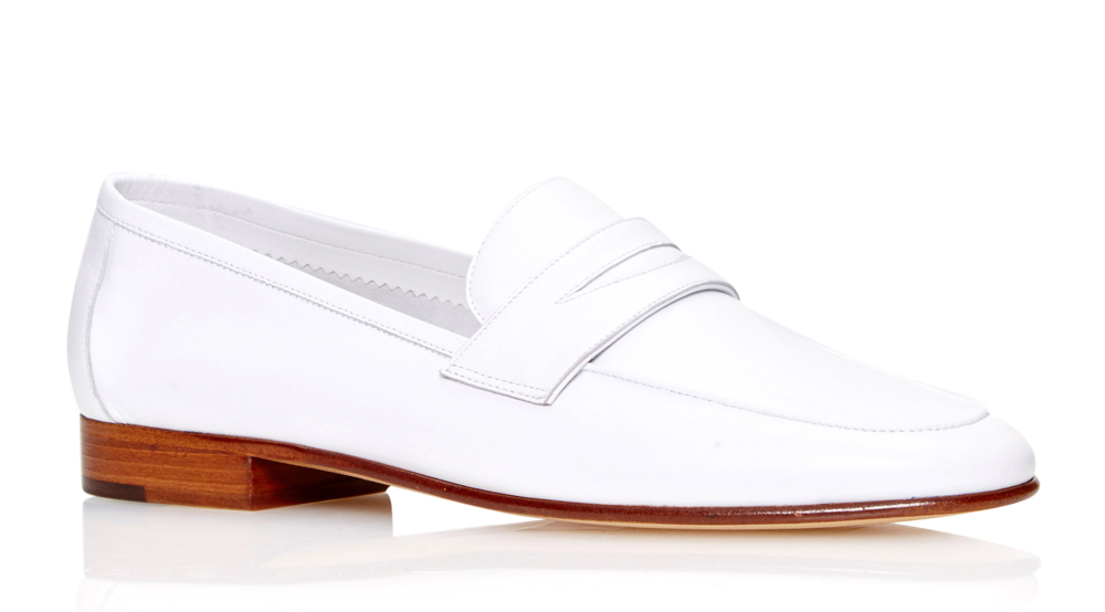 Mansur-Gavriel-Loafer-White