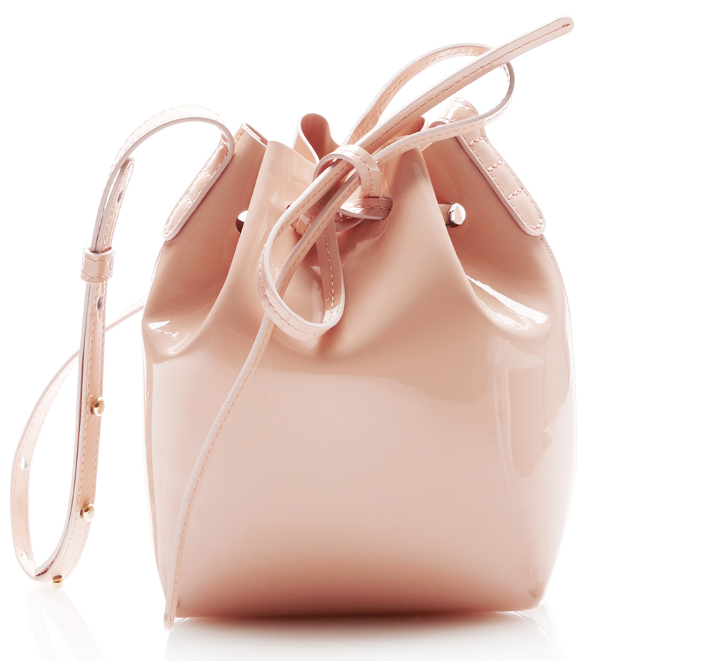 Mansur-Gavriel-Patent-Mini-Bucket-Bag-Pink - PurseBlog