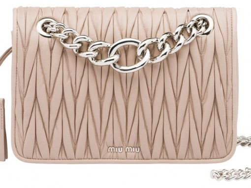 Welcoming Back Miu Miu with the Club Bag