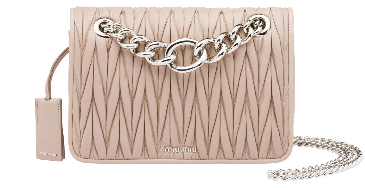 7a3f0e3d174 Welcoming Back Miu Miu with the Club Bag - PurseBlog