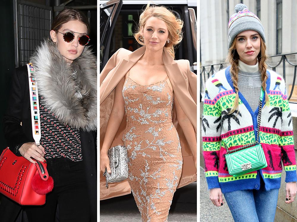 Fall/ Winter 2018-2019 Handbag Trends - Fall 2018 Bags ...