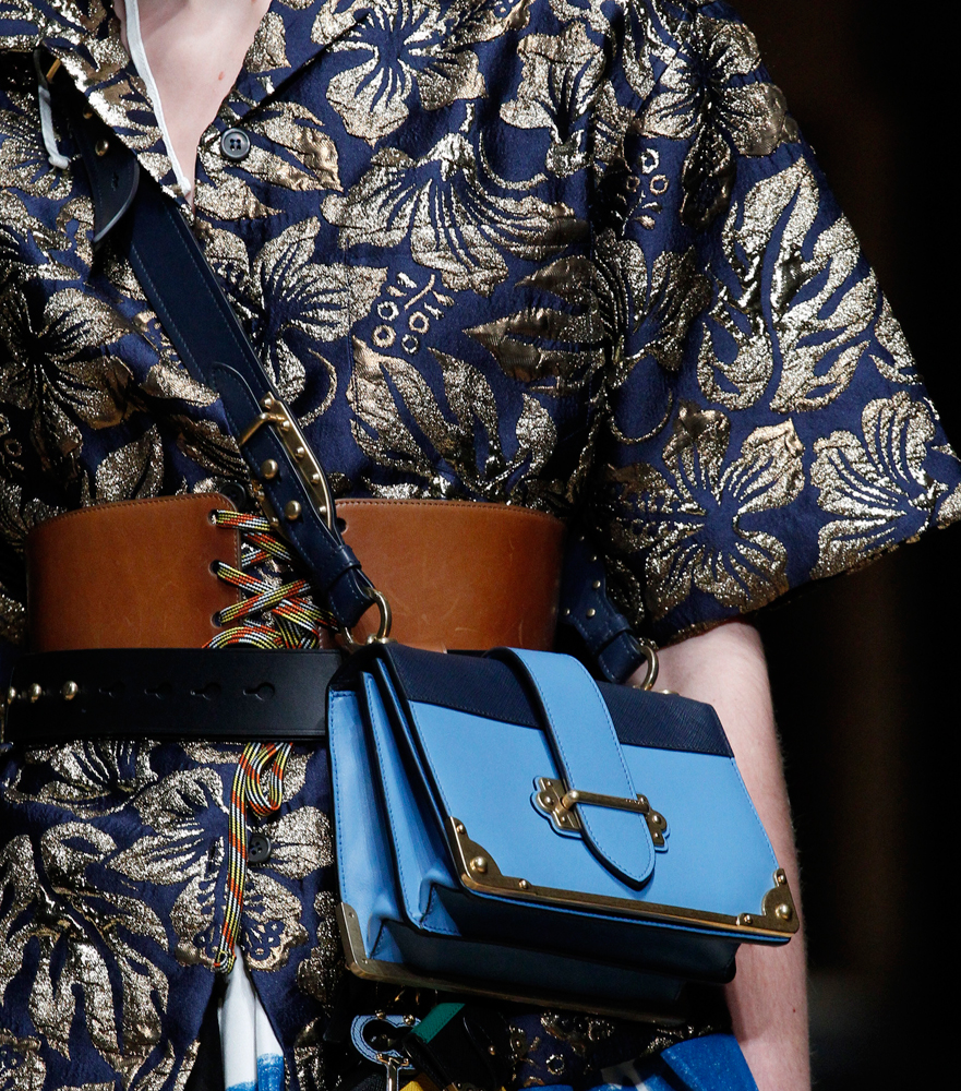 0f9ab9c66031 Prada Launched Two Big New Bags on Its Fall 2016 Runway and They re ...