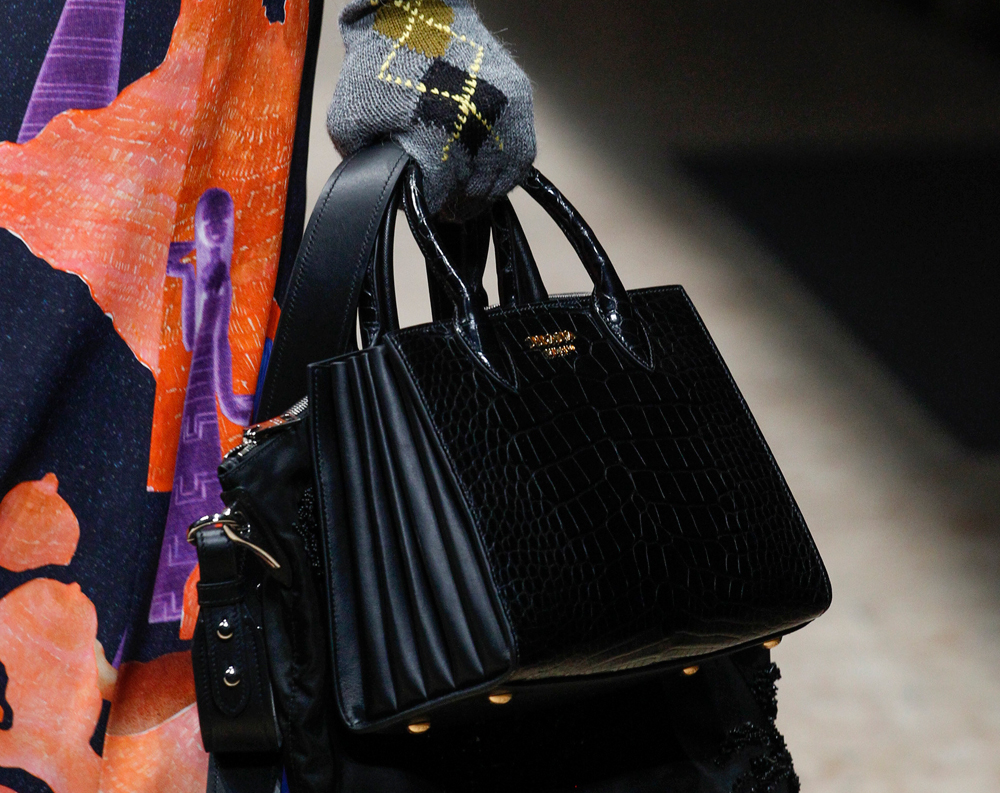 65e6d5546de9 Prada Launched Two Big New Bags on Its Fall 2016 Runway and They're ...
