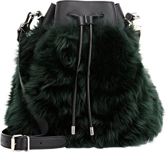 Proenza-Schouler-Fur-Bucket-Bag