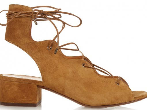 This Spring, Chunky Little Heels May Even Charm Stiletto Devotees