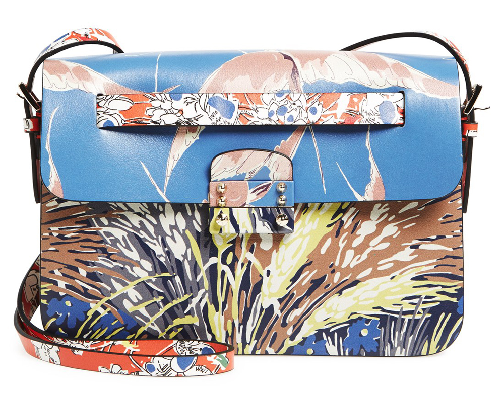 Valentino-Printed-Leather-Crossbody-Bag