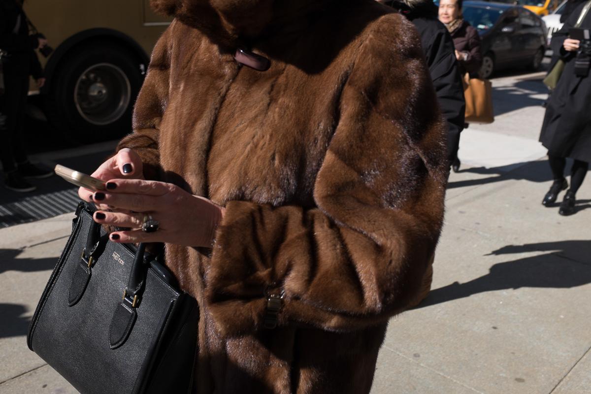Best NYFW Street Style Bags