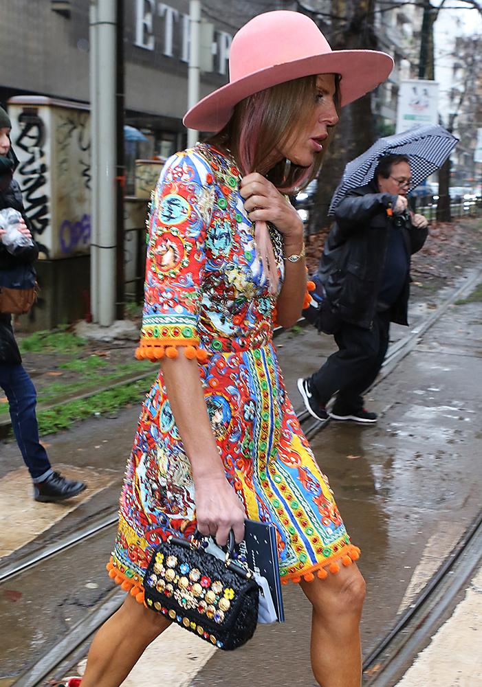 Anna-Dello-Russo-Dolce-and-Gabbana-Sicily-Embellished-Mini-Bag