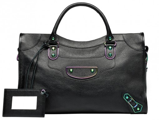 Balenciaga Classic Metallic Edge Iridescent City