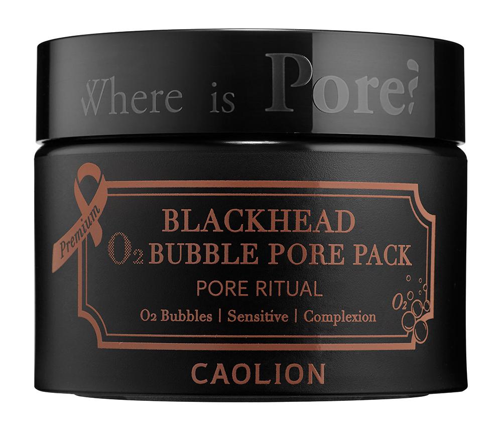 Caolion-Premium-Blackhead-02-Bubble-Pore-Pack