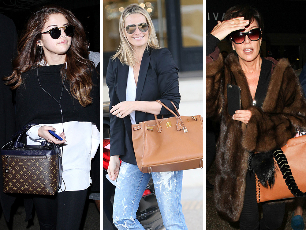 louis vuitton bags celebrities. celebs show off brand new bags from tod\u0027s, fendi \u0026 louis vuitton this week - purseblog celebrities