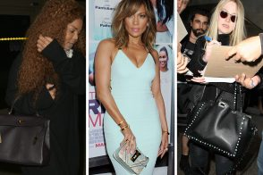 Celebs Are Staging a Valentino Rockstud Revolt, Plus More Designer Bag Picks
