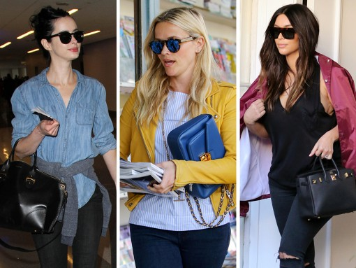 This Week, Your Favorite Netflix Stars and Beyond Carry Bags from Gucci, Alexander McQueen and More