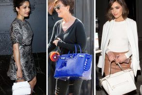 Celebs Have Now Decided That Bright White Bags Are Totally On-Trend